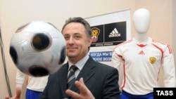 Ресейдің спорт министрі Виталий Мутко.