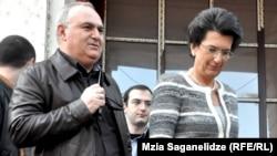 Под обвинение свержения конституционного строя чуть не попал в 2011 году Бадри Бицадзе