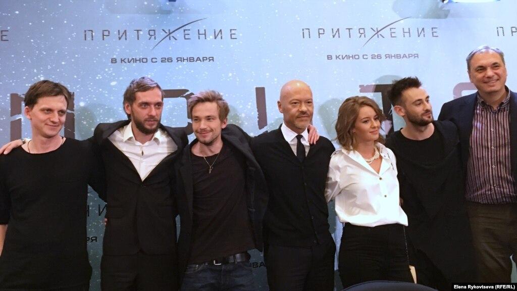 Притяжение 2017  фильм  обсуждение  российские фильмы