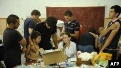 Гуманитарная миссия в Крымске