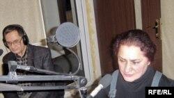 Rəhman Bədəlov və Arzu Abdullayeva