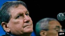 "Special envoy Richard Holbrooke cited ""conflicting reports"" on sophisticated Iranian equipment in Afghanistan."
