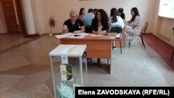 Накануне в Абхазии прошел второй тур президентских выборов