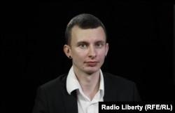 Ruslan Leviev, head of the Moscow-based Conflict Intelligence Team (CIT)