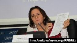 Генеральный директор ОО «Фонд «Открытая политика» Ирина Жданова