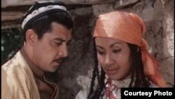 Ҳамза образи ўзбек киносида акс этган