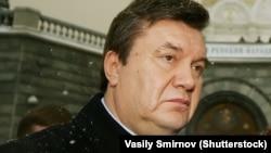 Украина собиқ президенти Виктор Янукович.
