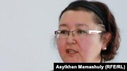 Зифа-Алуа Ауэзова, казахский исследователь-востоковед.