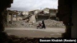غوطه شرقی دمشق طی شش سال گذشته بهطور عمده در کنترل شورشیان بودهاست