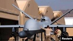 ԱՄՆ բանակի անօդաչու թռչող սարք, արխիվ