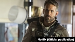 Actor Ryan Reynolds stars in Netflix's 6 Underground.