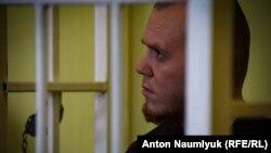 Геннадий Лимешко в зале суда