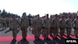 македонски војници