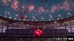 Avropa Oyunlarının açılışı. 2015