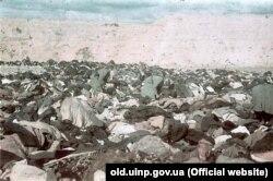 Ужас Бабьего Яра. Архивное фото