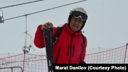 Марат Данилов.