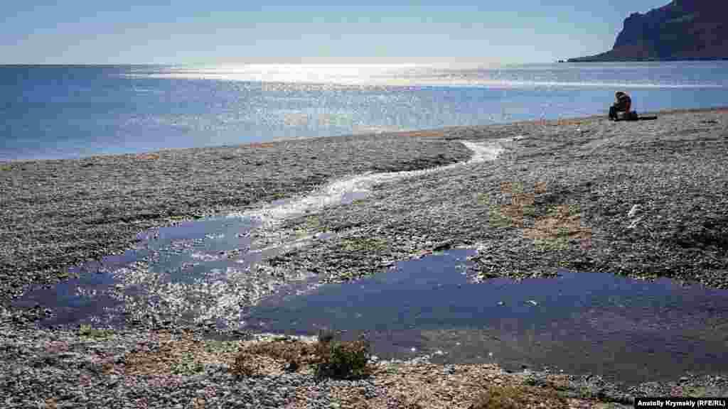 Стічні води течуть у море