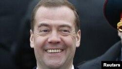 Премьер-министр России Дмитрий Медведев (архив)