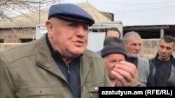 Ռանչպարի գյուղապետ Մանուկ Օհանյան