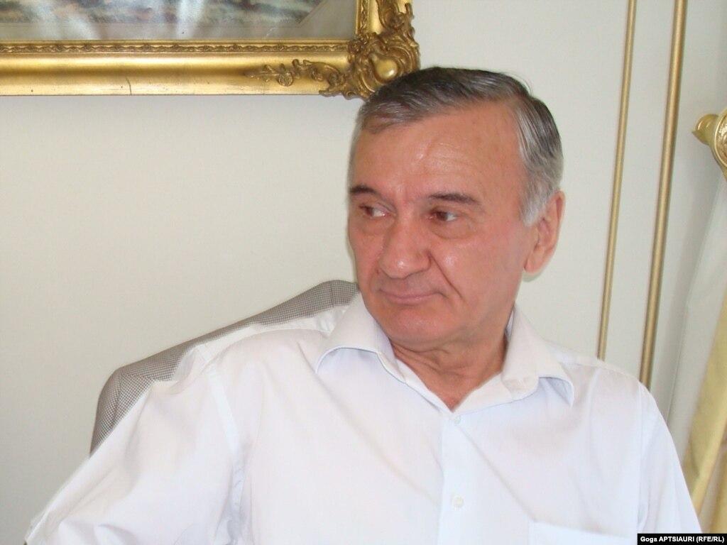 Генеральный прокурор Южной Осетии Мераб Чигоев умер вДТП вЦхинвале