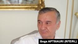 Генеральный прокурор Южной Осетии Мераб Чигоев.