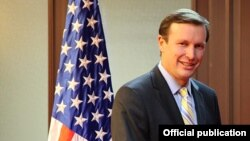 U.S. Senator Chris Murphy (file photo)