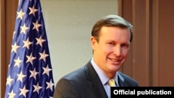 американскиот сенатор Крис Марфи