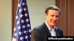 Сенатор-демократ Крис Мерфи