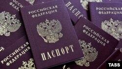 Ռուսաստանյան անձնագրեր, արխիվ