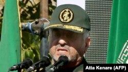 آرشیف، محمد علی جعفری قوماندان نیروهای سپاه پاسداران انقلاب اسلامی ایران