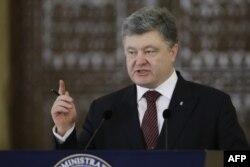 Petro Poroșenko la Cotroceni