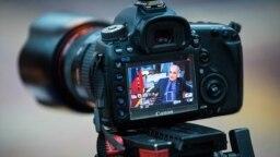 تصویری از لوان جاگاریان، سفیر روسیه در تهران، در گفتوگوی اختصاصی با خبرگزاری تسنیم از رسانههای نزدیک به سپاه پاسداران
