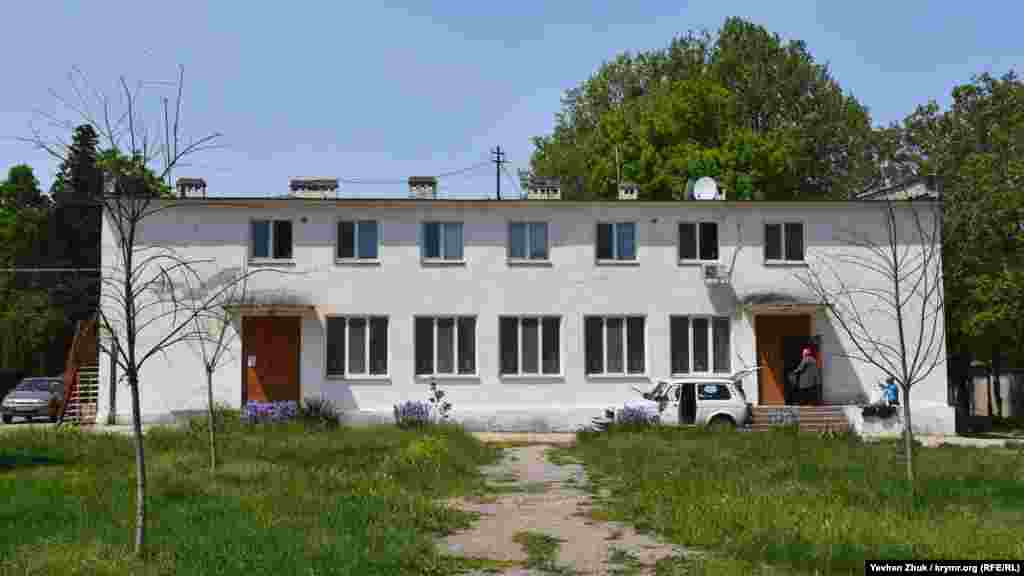 Будівля адміністрації села