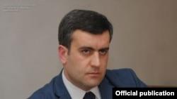 судья суда по делам о банкротстве Геворк Наринян