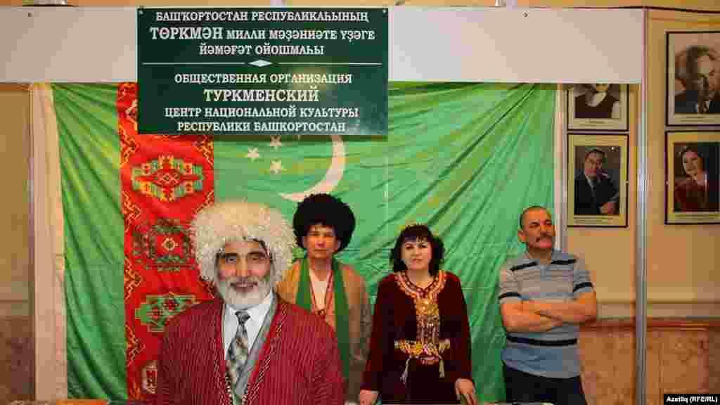 Төркмән милли-мәдәни үзәге рәисе Сапармурат Хашиев