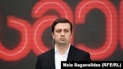 Леван Иоселиани, генеральный секретарь партии «Граждане»