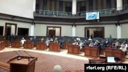 آرشیف، اعضای مشرانو جرگه افغانستان