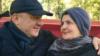 Hüseyn Abdullayev və anası Zeynəb Abdullayeva
