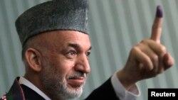 Колишній президент Афганістану Хамід Карзай