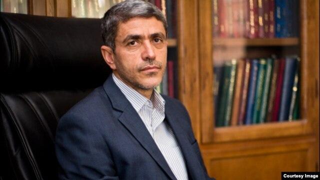 علی طیبنیا  وزير اقتصاد دولت ایران