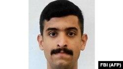 محمد شمرانی، مهاجم ۲۱ ساله، در این تصویر از دسامبر ۲۰۱۹، که توسط پلیس فدرال آمریکا در اختیار رسانهها قرار گرفته است دیده میشود