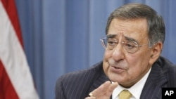 U.S.Defense Secretary Leon Panetta