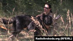 Анна і її пес Гаран
