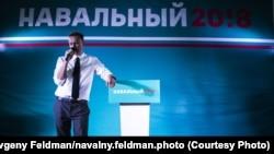 Олексій Навальний оголосив про плани брати участь у президентських виборах у Росії в грудні минулого року