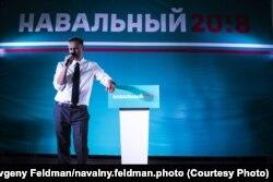 Алексей Навальный в Омске
