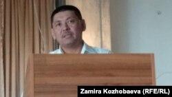 Исакбай Мырзабеков.