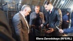 Цех по производству пластиковой тары построен в Гульрипшском районе на территории цитрусоводческого предприятия «София»