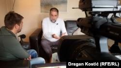 Vukašin Obradović, glavni i odgovorni urednik Novina Vranjskih