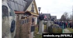 Музэй Анатоля Белага ў Старых Дарогах