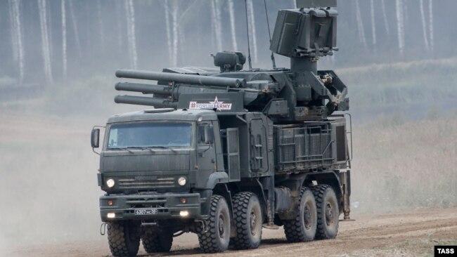 """""""Панцирь-С1"""""""